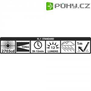 Kapesní svítilna Mag-Lite Mini 2 AA, M2A01H, 3 V, kryptonová, černá