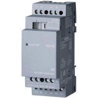 PLC rozšiřující modul Siemens LOGO! AM2 AQ 0BA2 6ED1055-1MM00-0BA2, 24 V/DC