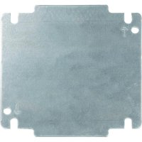 Montážní deska pro nástěnné pouzdro INLINE Schroff 32405-025, (d x š) 281 mm x 131 mm, šedá