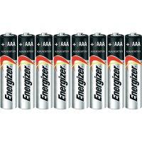 Alkalická baterie Energizer Ultra+, typ AAA, sada 8 ks