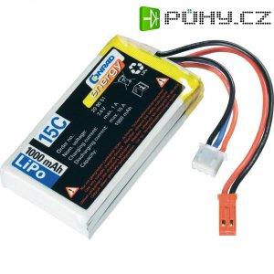Akupack Li-Pol (modelářství) 7.4 V 1000 mAh 10 C Conrad energy BEC