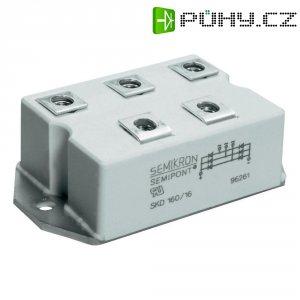 Můstkový usměrňovač 3fázový Semikron SKD160/16, U(RRM) 1600 V, Semipont® 4