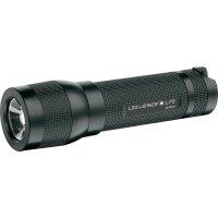 Kapesní LED svítilna LED Lenser L7E, 7058-E, černá