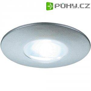 Vestavné LED svítidlo SLV DekLED, 1 W, stříbrná (112240)