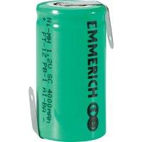 Akumulátor NiMH Emmerich SUB C4000 mAh, ZLF