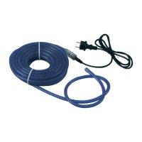 Světelná hadice Pen Light Mc Crypt, 9 m, modrá