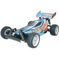 RC model EP Buggy Tamiya Plasma Edge, DF02, 1:10, 4WD, stavebnice