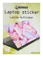 Samolepící dekorace na notebook Candy