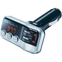 FM vysílač do auta dnt MusicFly PRO, otočný kloub