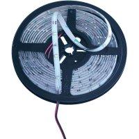 LED pás ohebný samolepicí 12VDC 51515211, 51515211, 5020 mm, červená