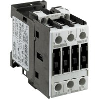 Stykač Siemens Sirius 3RT1024-1BB40, 24 V/DC, 12 A, 1 ks