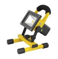 Reflektor LED 10W, přenosný, nabíjecí, 800 lm - OPRAVENO