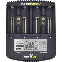Nabíječka akumulátorů AccuPower IQ338XL