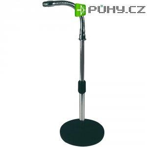 Stolní stativ na mikrofon s husím krkem