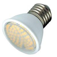 Žárovka LED E27/230V (60SMD) 3W - bílá teplá