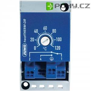Vestavný bezpečnostní termostat na DIN lištu Jumo 603070/0002-7, 50 až 300 °C, 230 V/AC