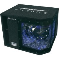 Pasivní subwoofer do auta Hifonics MR10BP, 800 W