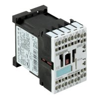 Stykač Siemens Sirius 3RT1017-1BB42, 24 V/DC, 12 A, 1 ks