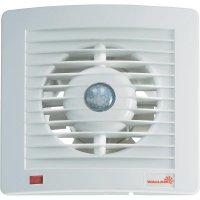 Vestavný ventilátor s detektorem pohybu Wallair, 20110608, 230 V, 165 m3/h, 18 cm