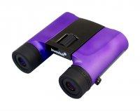 Dalekohled binokulární LEVENHUK RAINBOW 8x25 fialová