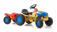 Traktor šlapací G21 CLASSIC s vlečkou