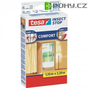 Síťka proti hmyzu do dveří Tesa Comfort, 55389-20, 1,3 x 2,2 m, bílá