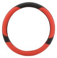 Potah volantu COLOR LINE - červený, pro volanty 37-39cm