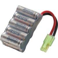 Akupack NiMH (modelářství) Conrad energy 206612, 12 V, 350 mAh