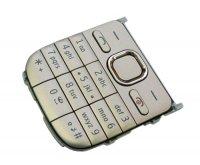 Klávesnice Nokia C2-01, warm silver