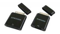 Adaptéry Samsung USB a SD EPL-1PLR pro Galaxy Note 10.1, Tab 2 10.1/7.0, černá