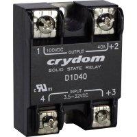 Elektronické zátěžové relé s DC výstupem Crydom D06D100, 100 A