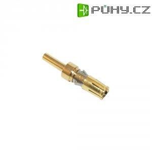 Kontakt pro vysoké proudy Conec 132C10019X, zásuvka rovná, 10 A, AWG 16-20