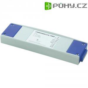LED řadič CHROMOFLEX® Pro stripe, RGBW/RGBA 4 kanály, 12-24 V/DC