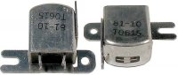 Mgf.hlava 81-10 stereo 2x250ohm, rozteč 18-20mm