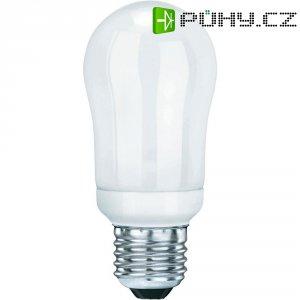 Úsporná žárovka kulatá Sygonix E27, 9 W, teplá bílá