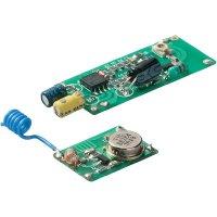 Sada bezdrátového přijímače a vysílače 433 MHz