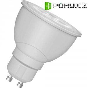 LED žárovka Osram, GU10, 7,5 W, 230 V, 58 mm, stmívatelná, teplá bílá