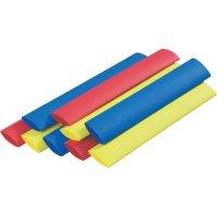 Doplňkové balení smršťovacích bužírek pro sadu DERAY® 1000 - 2:1 9 ks