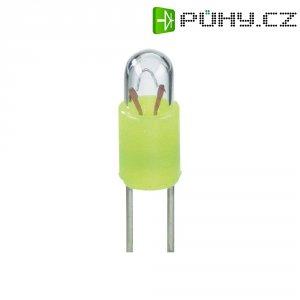 Subminiaturní žárovka Barthelme BIPINT13/4, Ø 5,7 mm, 1,2 W, 28 V, čirá