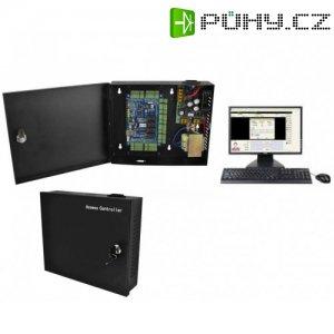 SEBURY BC800NT2 - řídící jednotka pro 2 dveře, IP komunikace, český SW v ceně, set komplet