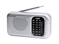 Kapesní rádio AM/FM ORAVA T-101