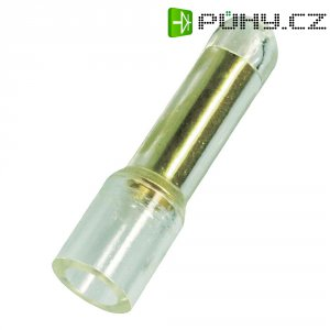 Kabelová koncovka Vogt Verbindungstechnik 4803, 0,5 mm², transparentní