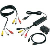 USB převodník videa z analogového do digitálního záznamu, Terratec G1 10680