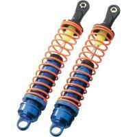 Olejový tlumič Reely, 129 mm, modrá/oranžová, 1:8, 2 ks (MV136BR13)