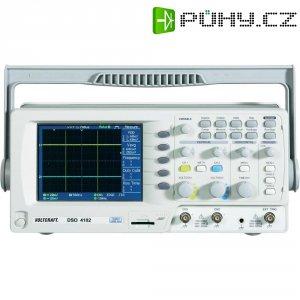 Digitální paměťový osciloskop Voltcraft DSO 4102 100 MHz