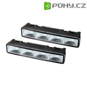 LED světla pro denní svícení Philips Daylight, 4 LED