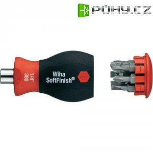 Magnetický bitový šroubovák se 6 bity Wiha 3801-02