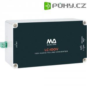 Zvukový ELA měnič 100V LC-100V