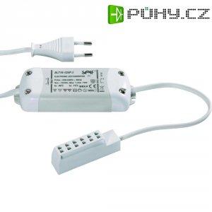Spínaný LED zdroj 6x zásuvka AMP, 12 V, 15 W, bílá