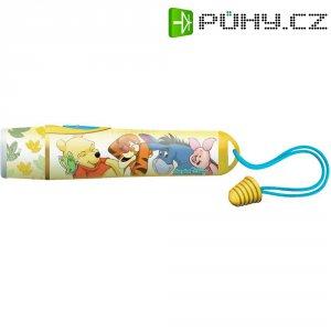 Dětská kapesní LED svítilna Energizer Winnie the Pooh, 634503, žlutá